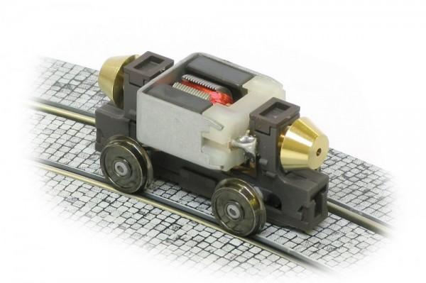 Varioantrieb H0 Achsstand 23-30,4mm