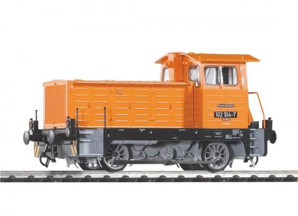 """Diesellok BR 102.1 """"Gartenlaube"""" Epoche 4 DR"""