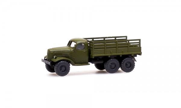 SIL 157 Pritsche militärisch