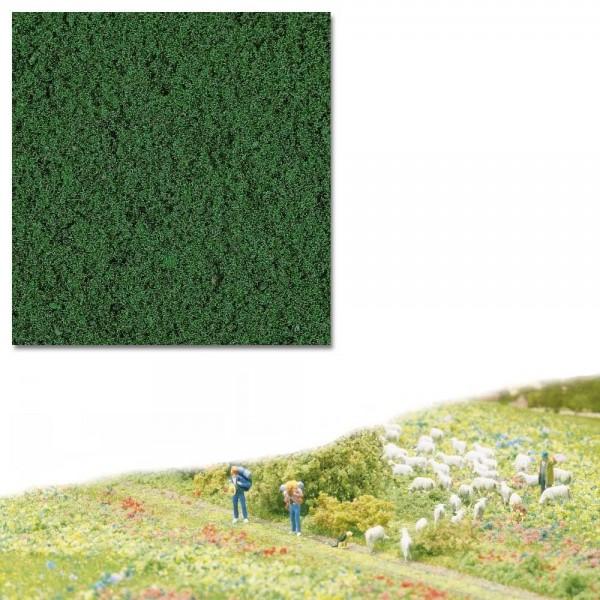 Micro-Flocken, dunkelgrün