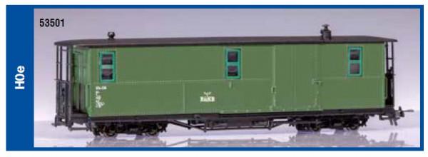 Gepäckwagen 974-336 RüBB (Vorbestelltermin beachten)