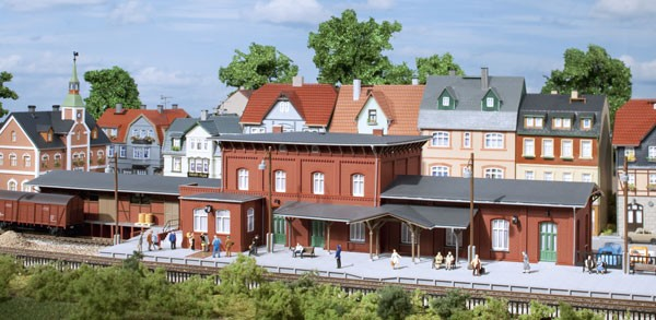 Bahnhof Wittenburg (TT)