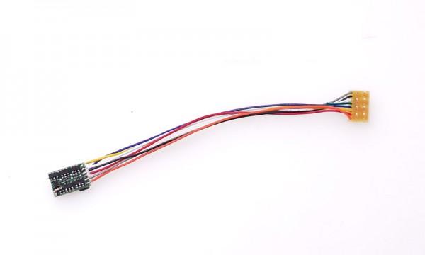 Decoder N45 0,8A 4 Fkt. NEM 652 (8-pin)