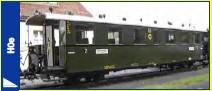 Einh-Personenwagen 2.Kl. (Zittau) DRG