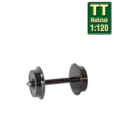 TT-Radsatz 8,0mm einseitig