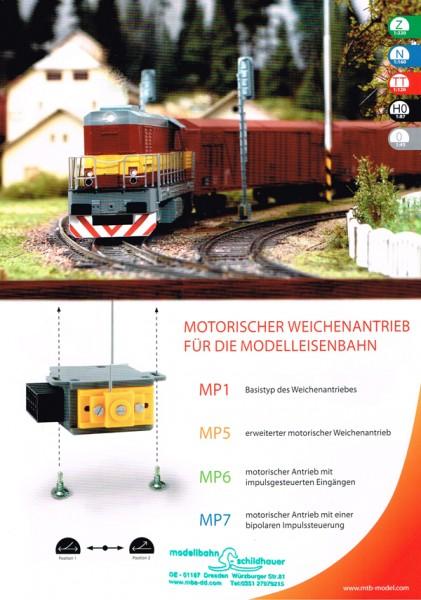 Prospekt mtb MP1 bis MP7