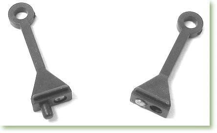 Scharfenberg Magnetkupplung, schwarz