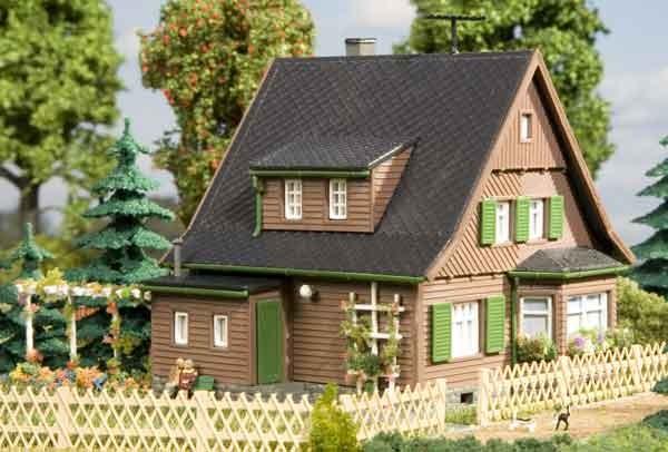 Holzhaus Erika