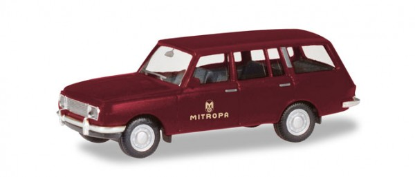 Wartburg 353`66 Tourist MITROPA