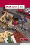 Auhagen-Baukastensystem-Planungshilfe - Heft 4