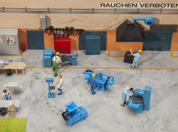 Werkstattausrüstung Schlosserei