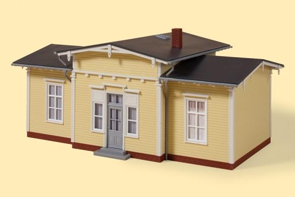 Bahnhof Norgens