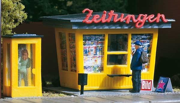 Kiosk+Telefonzelle