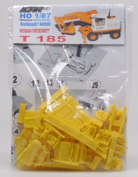 Bagger FORTSCHRITT T185 - Bausatz