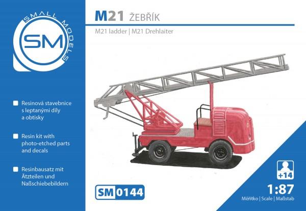 Multicar M21 Drehleiter Bausatz