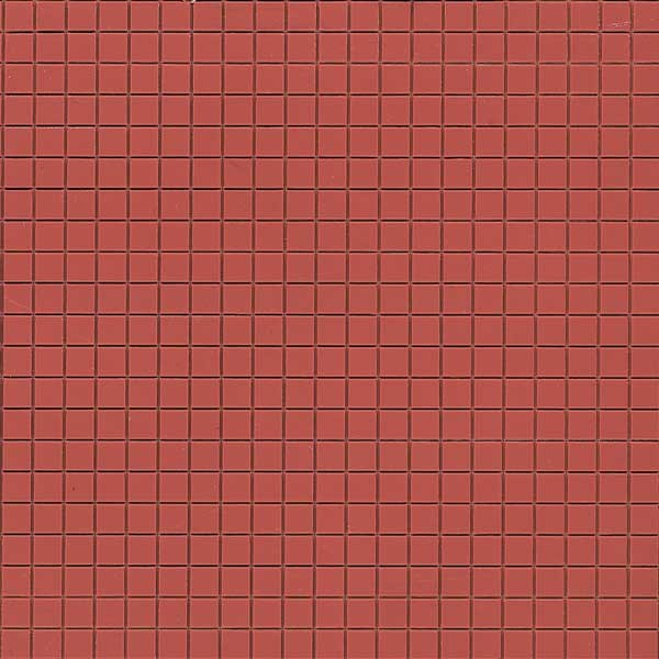 Marktplatte, rotbraun, 10 x 20 cm