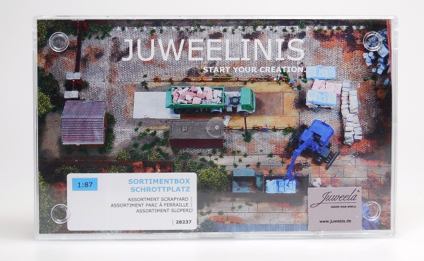 "Juweelinii Sortimentsbox ""Schrottplatz"""