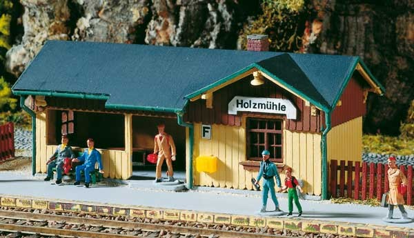 Haltepunkt Holzmühle