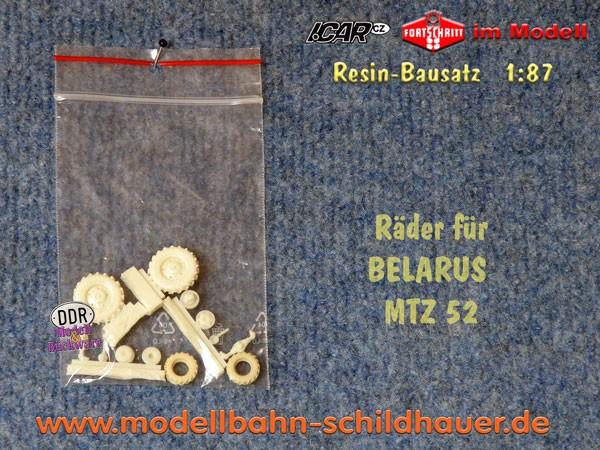 Räder für Belarus MTZ 52