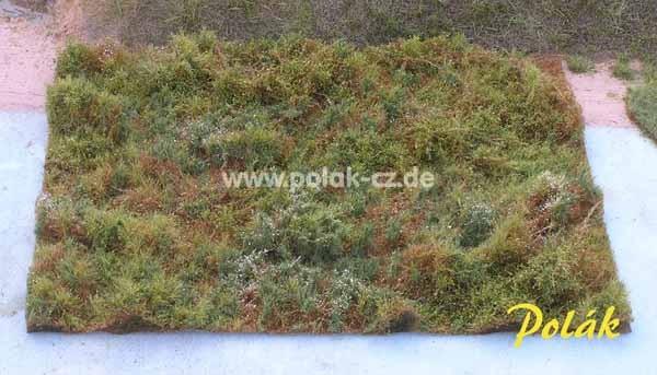 Waldbestand, Variante A 27 x 21 cm