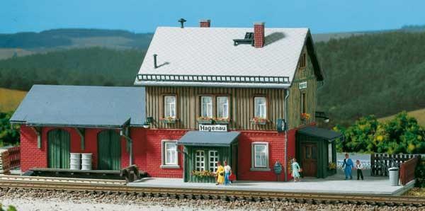 Bahnhof Hagenau (TT)