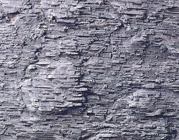 Felsfolie Kalkschiefer, 2 Stück 40x18cm