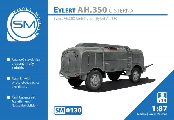 Eylert Ah350 Tankanhänger , Bausatz