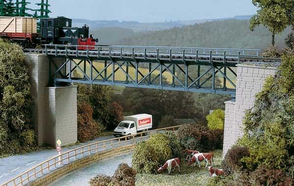 STAKO-Fachwerkbrücke 327mm