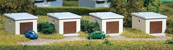 4 Garagen (N)