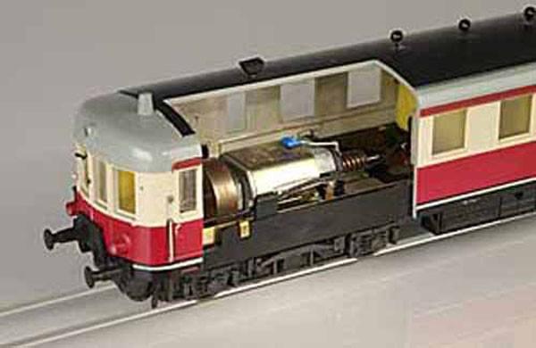 Antrieb VT 137 (PIKO)