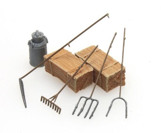 Bauernhofwerkzeuge