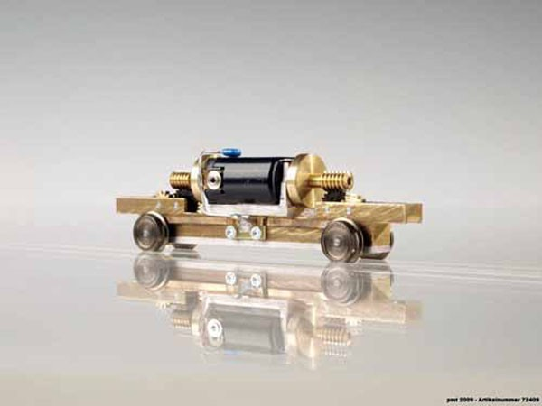H0m Fahrwerk 52,0mm MS