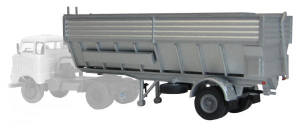 Mischfutter-/ Mehlauflieger (Bausatz ohne W50-Sattelzugmaschine)