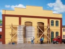 Industriefenster groß