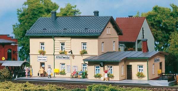 Bahnhof Altmittweida (TT)