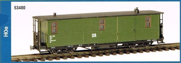 """Packwagen (974-501) """"Rügen"""" Ep.3/4 DR"""