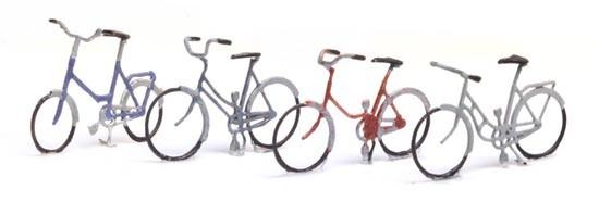 Fahrräder Satz A
