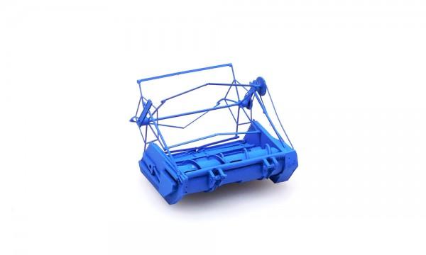 Maisschneidwerk für E281, blau