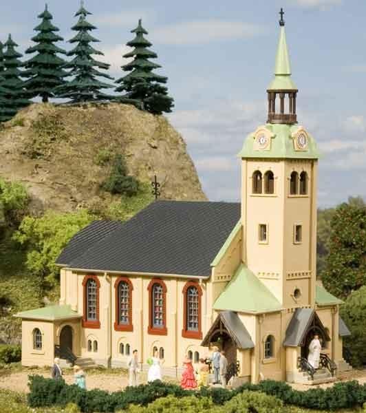 Kirche Börnichen