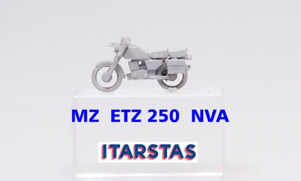 """Motorrad MZ ETZ 250 """"NVA"""""""