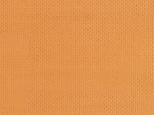 Ziegelmauer , gelb, 10 x 20 cm