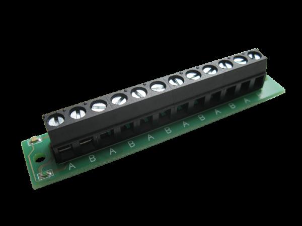 Modellbahn Stromverteiler MoBa V2