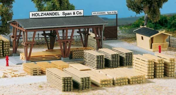Holzhandel Span&Co.