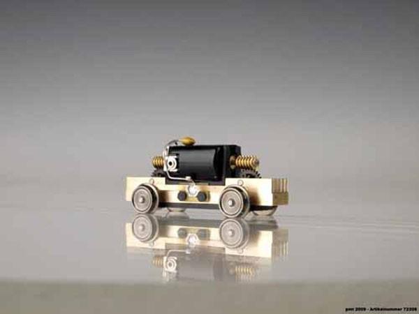 H0 Fahrwerk 31,5mm