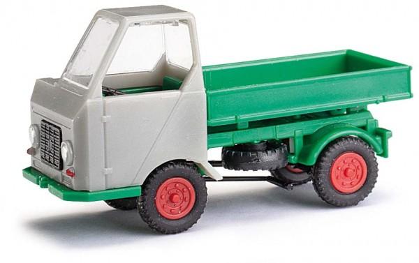 Multicar M22 Dreiseitenkipper grau/grün