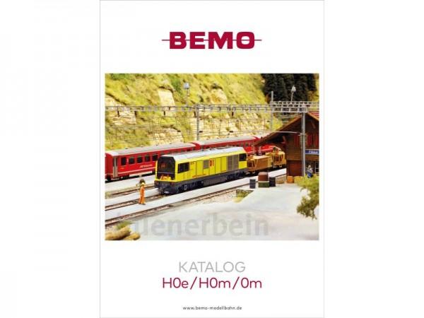 BEMO Katalog H0e/ H0m/0m