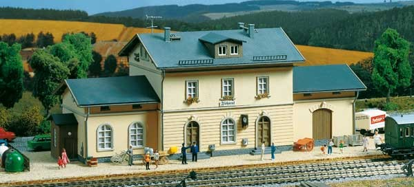 Bahnhof Flöhatal