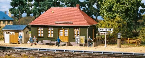 Haltepunkt Borsdorf