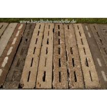 Laufstegplatten H0 20 Stück