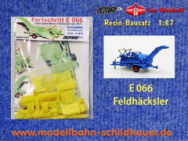 Feldhäcksler E 066 - Bausatz